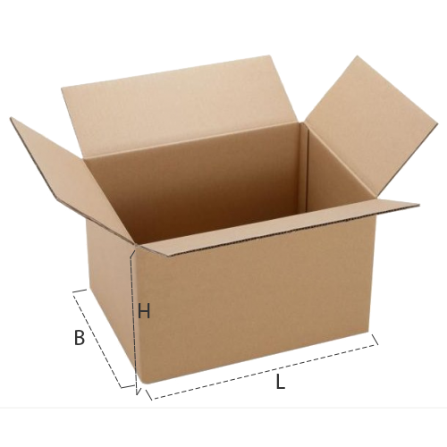To avoid confusion corrugated box dimensions are always given in the order Length x Breadth x Height and with the internal dimensions required.  sc 1 st  The Cardboard Box Company & Corrugated Cardboard Aboutintivar.Com